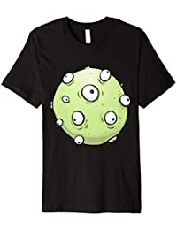 Monster Cartoon T-shirt For Halloween