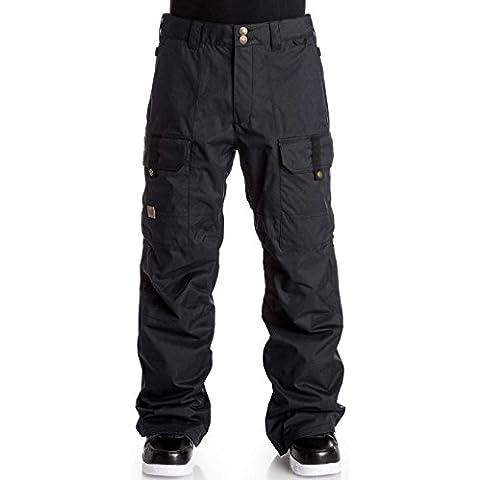 Pantaloni Snowboard Dc Code Nero (Xxl , Nero)