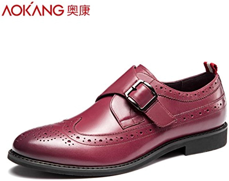 Zapata Aemember hombre de negocios actuales trajes zapatos de hombre, Zapatos casuales, zapatos de hombre ,39,...