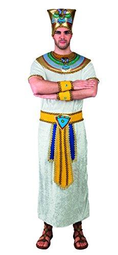Kostüm Imhotep - Boland 83545 - Erwachsenenkostüm Imhotep, Größe 54 / 56