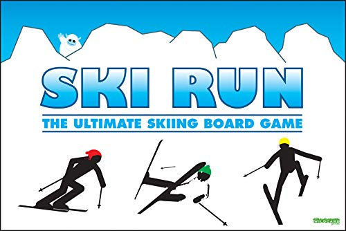 SKI RUN - The Ultimate Skiing Family Board Game [UK-Import]