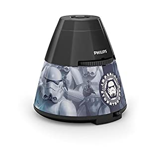 Philips LED Star Wars 4.5 V Children's Night Light and Projector, 0.1 W - Black (B0179RK9KC) | Amazon price tracker / tracking, Amazon price history charts, Amazon price watches, Amazon price drop alerts