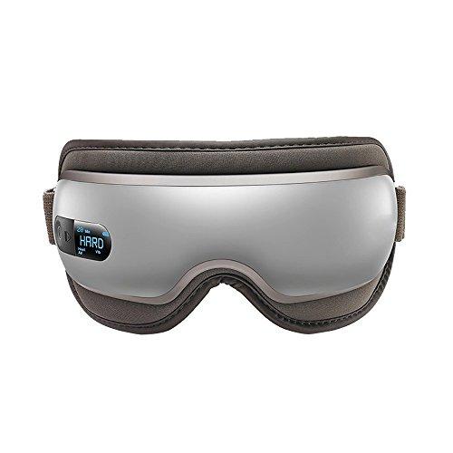 Eye Massagegerät, Druck Eye Massagegerät, mit Hot Air Druck, geeignet für Taschen unter den Augen und Augenringe, entlasten Ermüdung der Augen (Taschen Auge Unter)