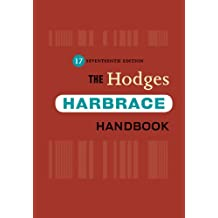 Hodges' Harbrace Handbook (Hodges' Harbrace Handbook with APA Update Card)
