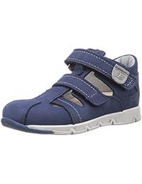 Däumling Eddie - Zapatos primeros pasos de cuero para niña