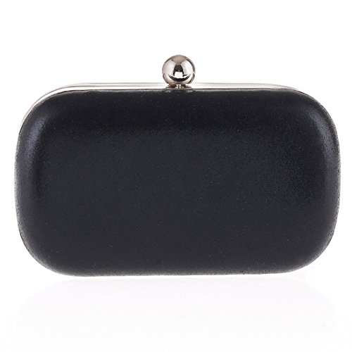 SSMK Evening Bag, Poschette giorno donna Black