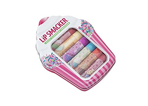 LiP SMACKER coffret cadeau Cupcake Lovers Collection 6 Baumes à