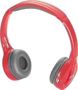 AEG KH 4223 Bluetooth kopfhörer rot