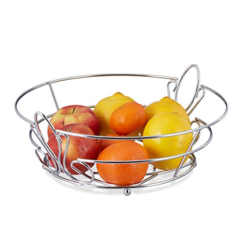 relaxdays-grande-ciotola-di-frutta-cromato-cesto-per-la-frutta-pane-ciotola-autoportante-axlxp-ca-11