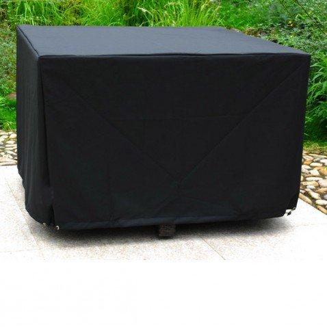 DCB GARDEN Housse de protection Noir 105 x 105 x 72 cm HOUSSE-4P