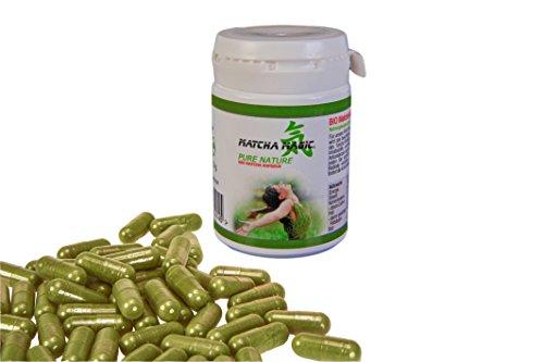 Diabetiker Tee (MatchaMagic Pure Nature Bio Matcha 60 Kapseln, 1er Pack (1 x 24 g))