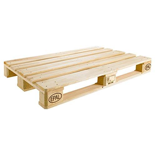 Pallet EPAL 80 X 120 usato in legno conforme IPPC