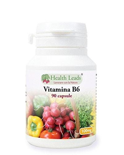 Vitamina B6 100 mg x 90 capsule