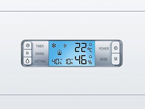 41BGQWN2m0L - Beurer LE70UK Luxury Air Dehumidifiers, 20 Litre