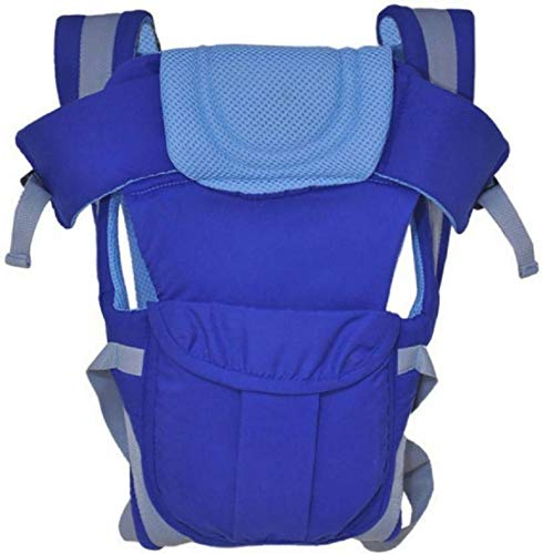 Cutieco Premium Quality Sling Backpack Baby Carry Bag, Light Blue