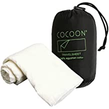 Cocoon Baumwollschlafsack Travel Sheet - Egyptian Cotton