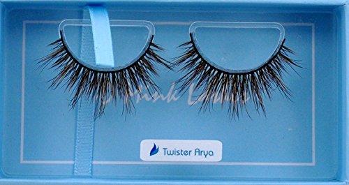 3D lusso visone Lashes- 3D visone ciglia- Twister Arya