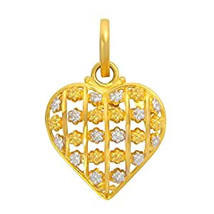 Popleys 22k (916) Yellow Gold Pendant