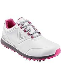 163aed936d2f4 Callaway Women s Lady Mulligan Waterproofs Golf Shoes