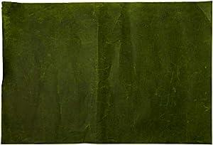 Renkalik renkalikcnwcoc2250x 75cm Verde Cera algodón Hoja de Papel de Nepal