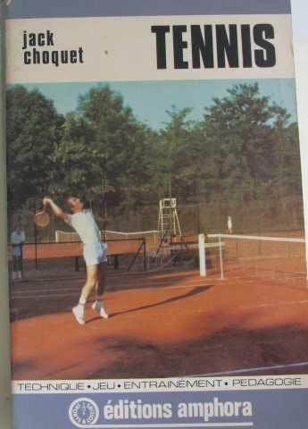 Tennis par Choquet Jack