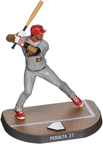 St Louis Statue (Imports Dragon Baseball Figures Jhonny Peralta St. Louis Cardinals Baseball Figure, 6 by Imports Dragon Baseball Figures)