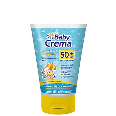 Baby Crema Leche protectora solar infantil SPF 50+ 100 ml