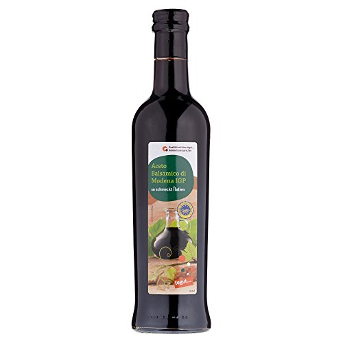 "tegut... Weinessig \""Aceto Balsamico di Modena IGP\"", 500 ml"