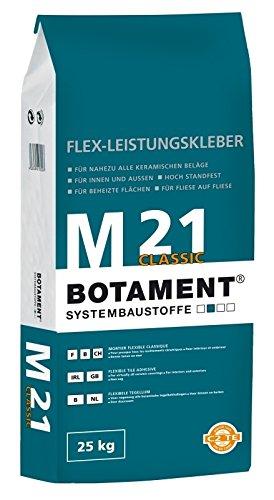 BOTAMENT® M 21 Classic Flex- Leistungskleber C2 TE 25 kg