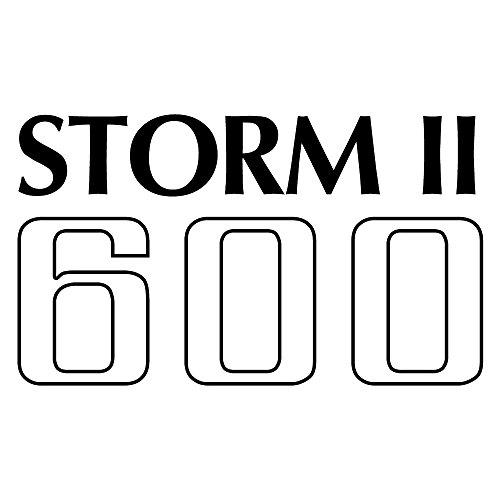 STORM II600 600Ws High Speed Fan Cool Studio Strobe 2.4G Three Head Boom Kit HSS Bowens S Fitting *2 Year UK Warranty *Fast Delivery *UK Stock *VAT Registered … (Three Head Boom Kit, STORM II 600)