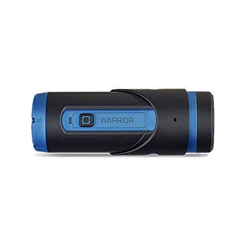 Yuntab Outdoor-Sport-Action-Kamera Warrior G1S H.265WLAN HD 1080P Camcorder mit 3400mAh-Lithium-Ionen-Akku & 16GB Speicher G-Sensor 165 Grad-Weitwinkel Kabellose Fernbedienung 80 Gb Hybrid