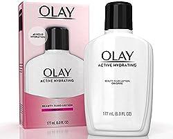 2 Pack - OLAY Active Hydrating Beauty Fluid Original 6 oz
