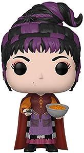 Funko- Pop Figura de Vinilo: Disney: Hocus Pocus-Mary w/Cheese Puffs Coleccionable, (41964)