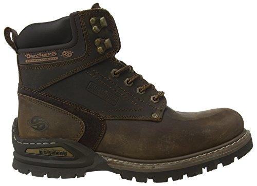 Dockers Di Gerli 27yn006-402460 Herren Combat Boots Braun (cafe 320)