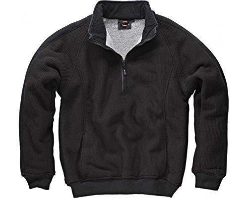 dickies-eh89000-warm-sherpa-lining-mens-eisenhower-fleece-pullover-jumper-top-jacket-new-simple-work