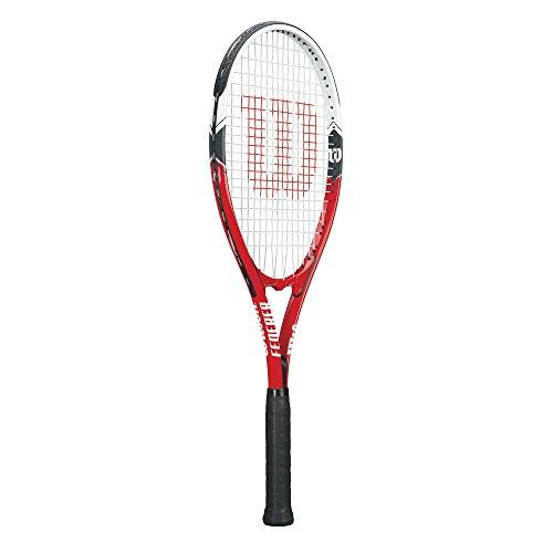 Wilson Unisex Tennisschläger Federer, rot, 2, WRT324800