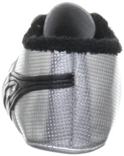 Cuquito Xtreme Baby Sneaker Jungen Krabbelschuhe Silber