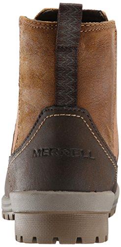Merrell Emery Ankle, Bottes Chelsea femme Marron - Marron (rouille)