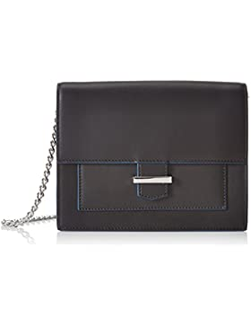 HUGO Damen Phila-m 10193730 01 Clutch, Schwarz (Black), One Size