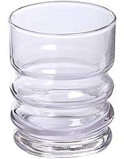 Amazon Brand - Solimo Whisky Glass Set (6 pieces, 160ml)
