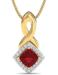 Stylori 18k Diamond Adrent Pendant