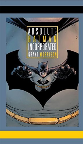 Absolute Batman Incorporated HC by Chris Burnham (Artist) › Visit Amazon's Chris Burnham Page search results for this author Chris Burnham (Artist), Yanick Paquette (Artist), Grant Morrison (20-Jan-2015) Hardcover