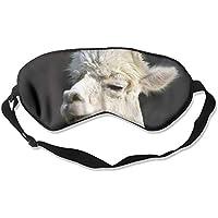 Alpaca 99% Eyeshade Blinders Sleeping Eye Patch Eye Mask Blindfold For Travel Insomnia Meditation preisvergleich bei billige-tabletten.eu