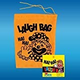 Novelty Laughing Laugh Gag Joke Bag Clown Toy by Hepkat Provisioners