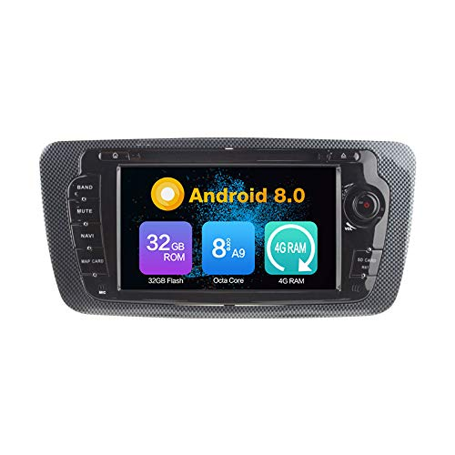 Octa Core 4G Ram Android 8,0 Auto DVD GPS Navegación Multimedia Player...
