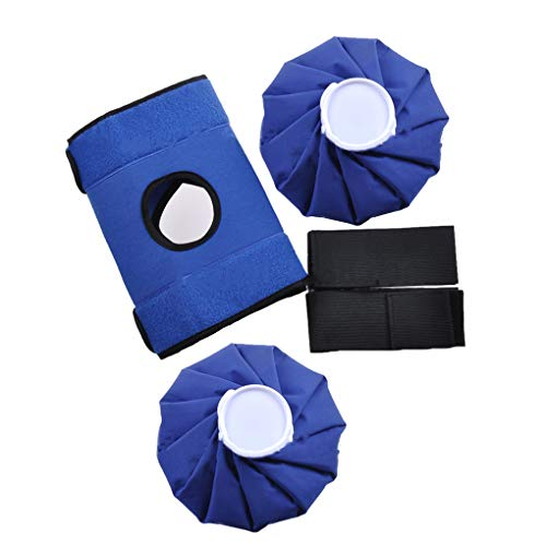 Mengonee Ice Wrap Hot Kältetherapie Straps Reusable Knie Schulter Back Pain Relief Elastic Health Care Pack