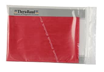 Theraband Bande d'exercice Rouge
