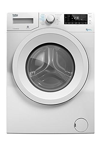 Beko WDW 85140 Waschtrockner / 1088 kWh / 8 kg
