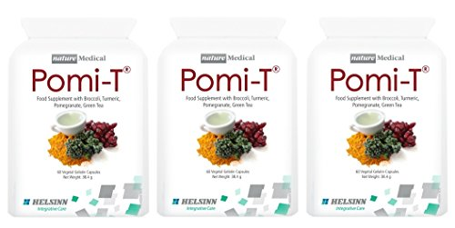 Pomi-T Polyphenol Food Supplement 60 Capsules (Pack of 3 – 180 Capsules)