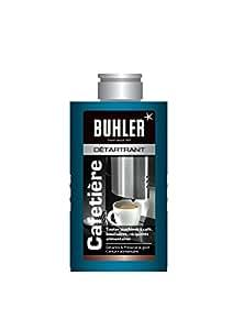 Buhler Détartrant Cafetières Flacon de 375 ml - Lot de 3